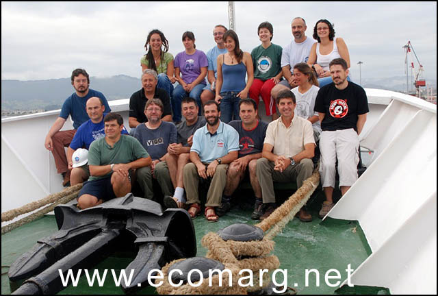 Equipo Ecomarg 2009